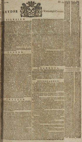 Leydse Courant 1770-03-07