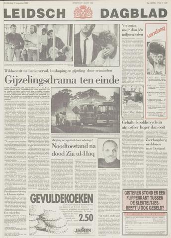 Leidsch Dagblad 1988-08-18