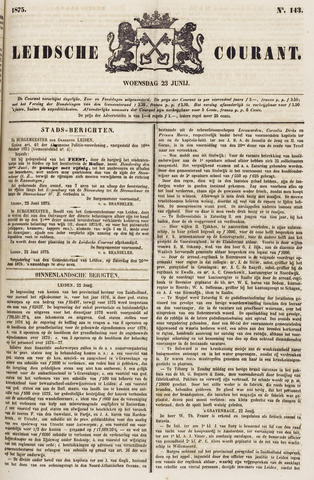 Leydse Courant 1875-06-23