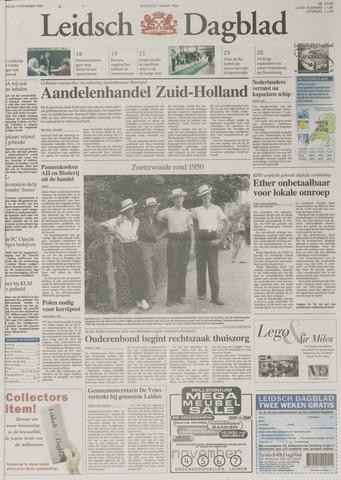 Leidsch Dagblad 1999-11-03