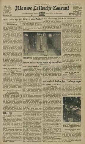 Nieuwe Leidsche Courant 1947-01-20