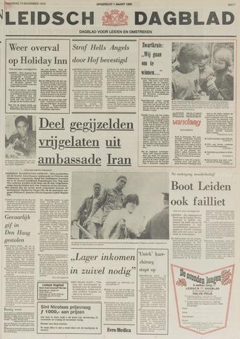 Leidsch Dagblad 1979-11-19