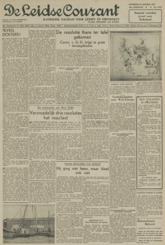 Leidse Courant 1949-01-22