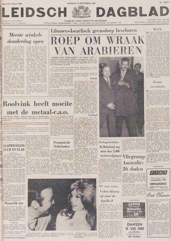 Leidsch Dagblad 1968-12-31