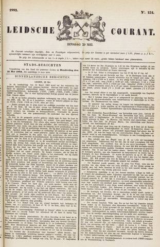 Leydse Courant 1883-05-29