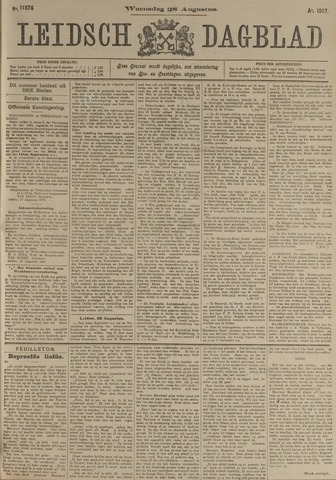 Leidsch Dagblad 1907-08-28