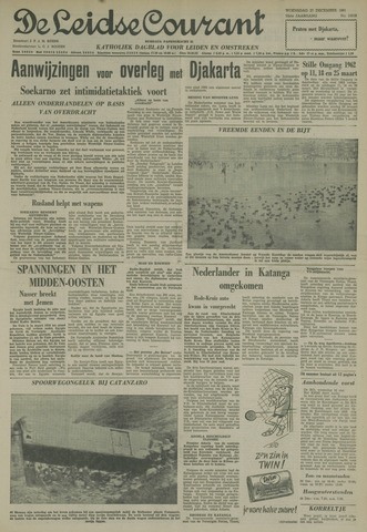 Leidse Courant 1961-12-27