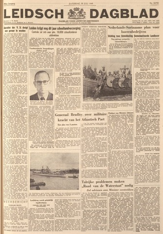 Leidsch Dagblad 1949-07-30