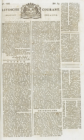 Leydse Courant 1828-07-14