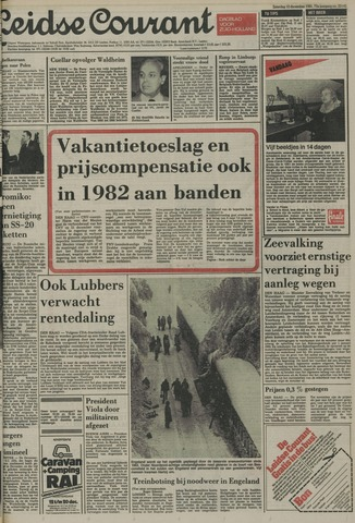 Leidse Courant 1981-12-12