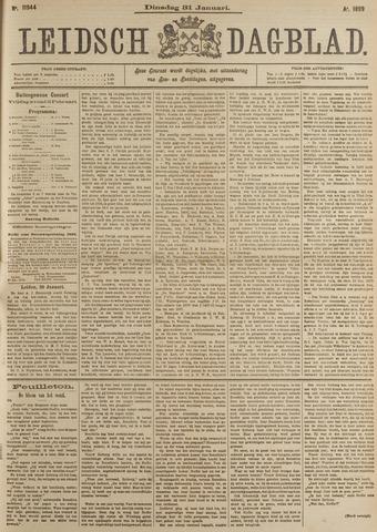 Leidsch Dagblad 1899-01-31