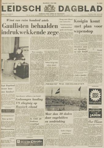 Leidsch Dagblad 1968-07-01