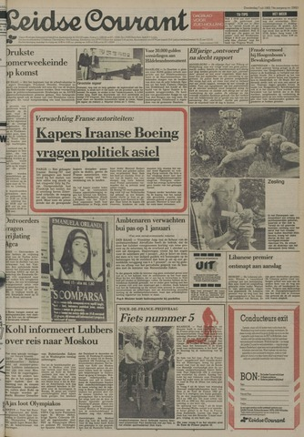 Leidse Courant 1983-07-07