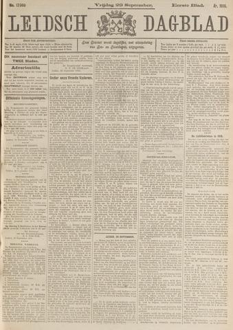 Leidsch Dagblad 1916-09-29