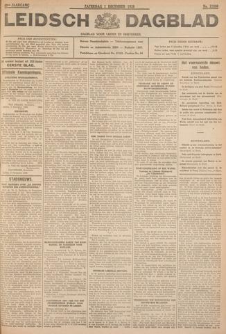 Leidsch Dagblad 1928-12-01