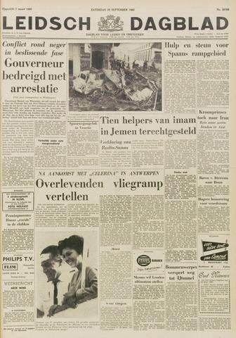 Leidsch Dagblad 1962-09-29