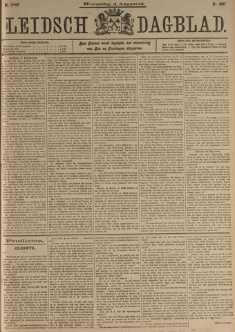 Leidsch Dagblad 1897-08-04