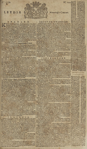 Leydse Courant 1759-10-08