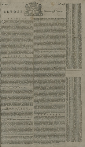 Leydse Courant 1745-11-17