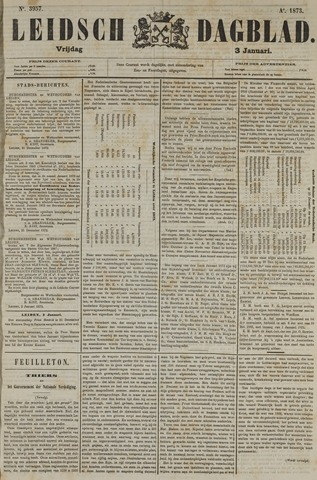 Leidsch Dagblad 1873-01-03