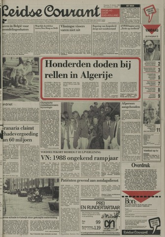 Leidse Courant 1988-10-10