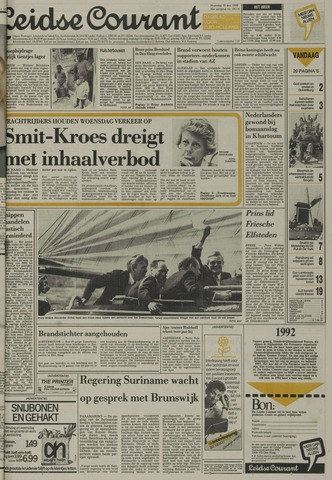 Leidse Courant 1988-05-16