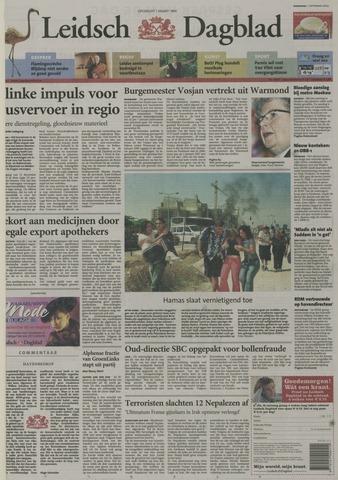 Leidsch Dagblad 2004-09-01
