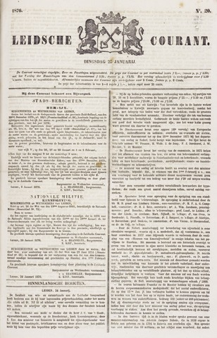 Leydse Courant 1876-01-25