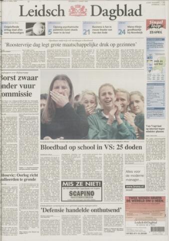 Leidsch Dagblad 1999-04-21