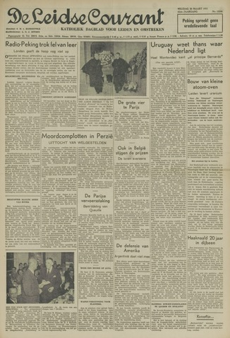 Leidse Courant 1951-03-30
