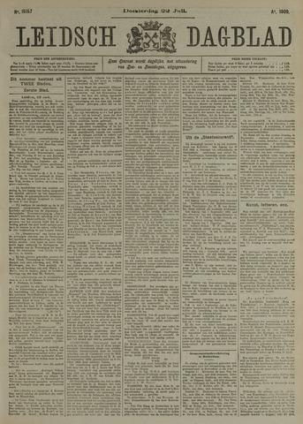Leidsch Dagblad 1909-07-22