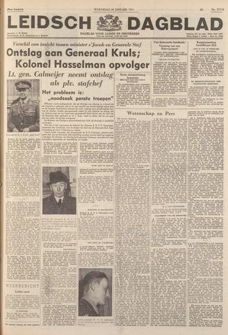 Leidsch Dagblad 1951-01-24