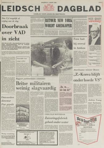 Leidsch Dagblad 1977-07-26