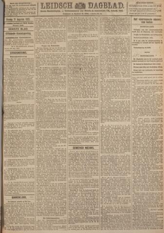 Leidsch Dagblad 1923-08-21