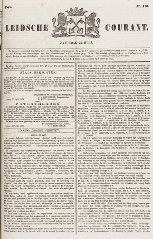 Leydse Courant 1875-07-24