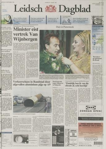 Leidsch Dagblad 1999-09-25