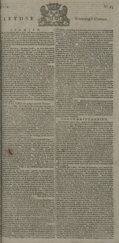 Leydse Courant 1745-05-26