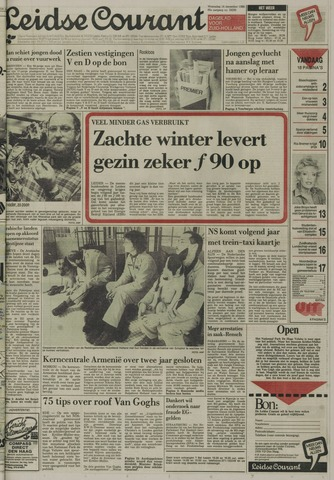 Leidse Courant 1988-12-14