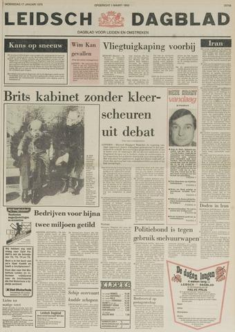 Leidsch Dagblad 1979-01-17