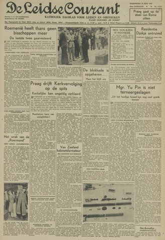 Leidse Courant 1949-06-29