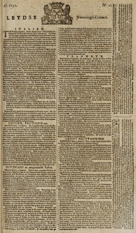 Leydse Courant 1752-01-26