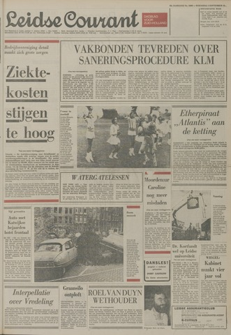 Leidse Courant 1974-09-04