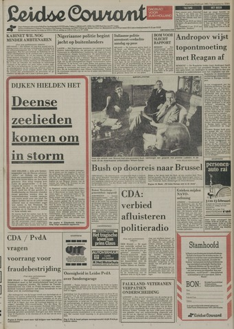 Leidse Courant 1983-02-02