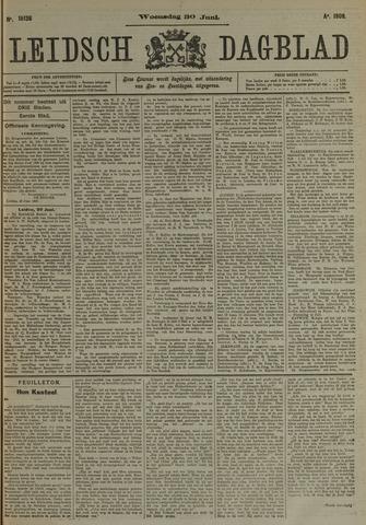 Leidsch Dagblad 1909-06-30