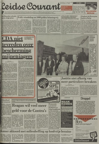 Leidse Courant 1987-09-10