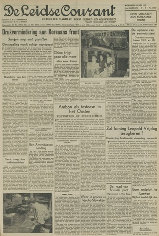 Leidse Courant 1950-07-19