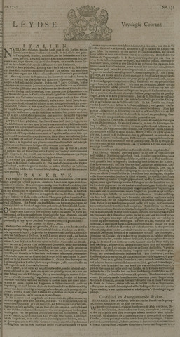 Leydse Courant 1725-11-02