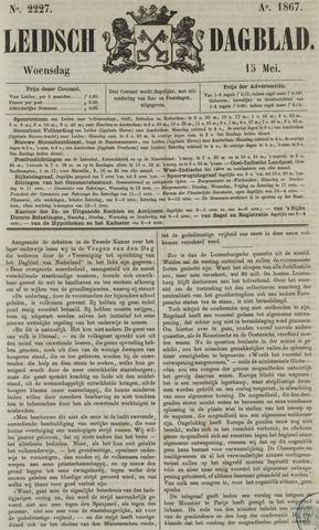 Leidsch Dagblad 1867-05-15
