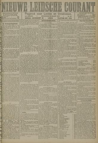 Nieuwe Leidsche Courant 1921-03-12