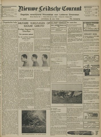 Nieuwe Leidsche Courant 1938-07-16